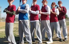 HHS baseball team sees six seniors on deck for 2007