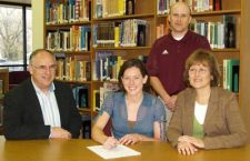 Marsh signs with Wichita State Track
