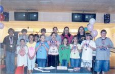 County youth celebrate 2007 season?s best bowlers