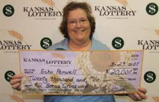 Another Marionite wins lottery payoff
