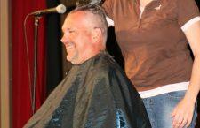Hair razor is Greensburg fund-raiser