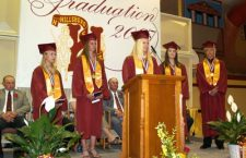 Five valedictorians lead list of 61 HHS graduates