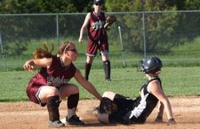 Trojan softball drops doubleheader to Haven