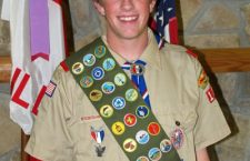 Riesen grateful for long path to Eagle Scout rank