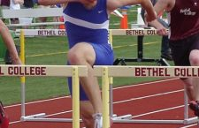 Tabor track teams finish in second
