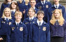 HHS FFAers feted at state
