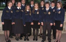 Centre FFA brings home state awards