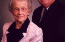 Anniversary- Sudermans married 65 years May 25