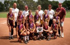 Flash finish third in state softball tourney