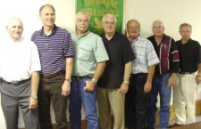 Durham?s ?63 state champion team meets for pre-induction reunion