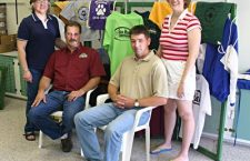 Couples unite to reopen screenprinting business