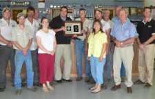AgPower recognized for excellence by AGCO execs