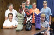 Sale of concrete boots gives Florence park project a kickstart
