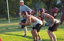 Trojans join prep teams across state for first official practice of 2007