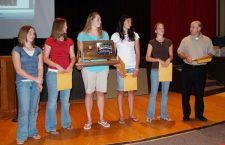 HHS track champs feted for their accomplishment