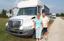 Retired couple finds a way to scratch their itch to travel