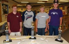 Hillsboro foursome soars at national technology contest