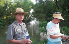 Group tours pollution-prevention efforts at lake