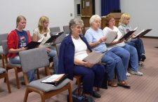 New Community Chorale harmonizing for the joy of it