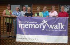 Mid-Kansas Memory Walk planned for Oct. 13