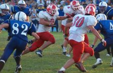 Marion's defense carries Warriors to a 14-2 win at Halstead