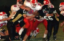 Marion thumps Haven Cats 19-0