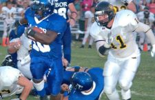 Tabor drops season opener vs. Ottawa, 35-26