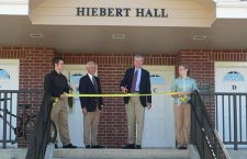 Tabor College dedicates townhouses