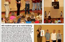 HES students gear up to resist bullying