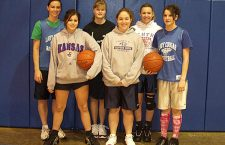 Burhoop will lead Centre girls as only returning starter