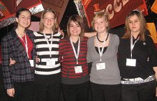 GHS Students attent FCCLA conference