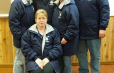 Local EMS crew sports a warmer look