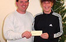 Kiwanis contributes to soccer club