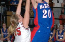 Marion boys  and girls claim victories over Chase Co.