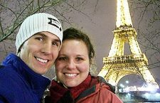 Romance takes flight for Tabor student couple