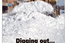 Digging out again