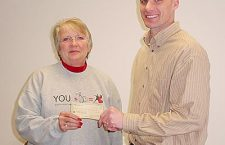 Kiwanis funds Big Brothers, Big Sisters