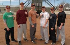 Gaining experience main goal for HHS baseball squad