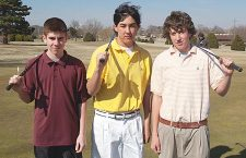 Three golfers return from HHS state-qualifying team