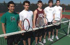 Shewey heads list of five veterans for Trojan tennis