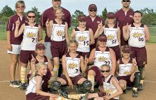 Local team undefeated in local tourney