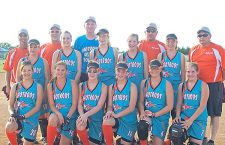 14 & under Hot Rods off to a hot start this summer