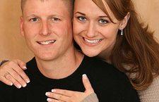 Engagement- Johnson, Fleske plan July wedding