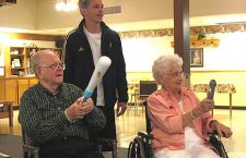 Activity becomes a Wii adventure for nursing home residents