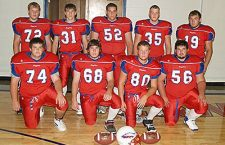 Canton-Galva readies for transition to 8-man football