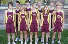 Trojan boys return 7 of 9 top runners from last season