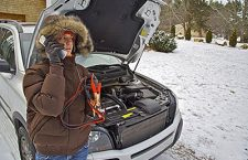 Maintenance tips to help keep your car on the go this winter