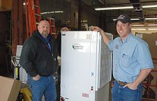 SPRING HOME IMPROVEMENT-Geothermal heating, cooling making more cents today