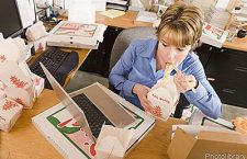 Stress a contributor to bad eating habits
