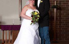 Washmon, Darcy wed in Hillsboro